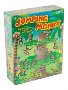 JUMPING MONKY COD 491