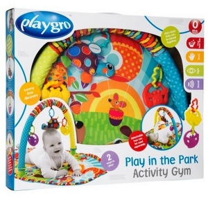 PLAYGRO GIMNASIO PLAY IN THE PARK ACTIVITY GYM COD 184213