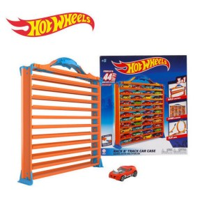HOT WHEELS GUARDA AUTOS HASTA 44 MULTIUSO 3 EN 1 COD HWCC9