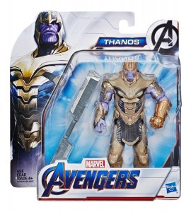 FIGURA DELUXE AVENGERS END GAME THANOS O HULK COD E3350