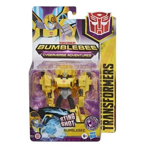 TRANSFORMERS CYBERVERSE ADVENTURES BUMBLEBEE COD E7084